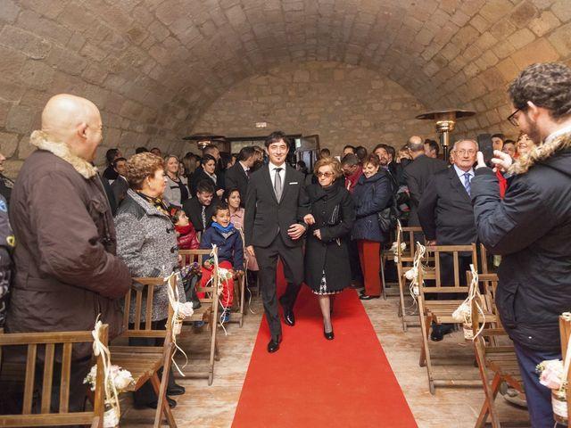 La boda de Oscar y Cristina en Santa Gadea Del Cid, Burgos 59