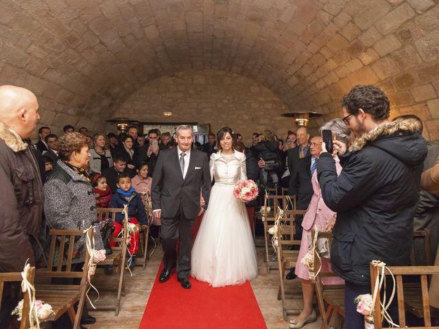 La boda de Oscar y Cristina en Santa Gadea Del Cid, Burgos 60