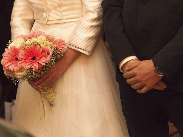 La boda de Oscar y Cristina en Santa Gadea Del Cid, Burgos 62