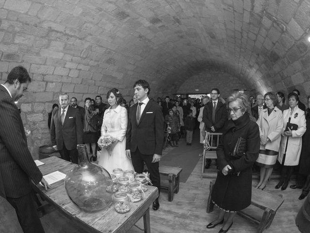 La boda de Oscar y Cristina en Santa Gadea Del Cid, Burgos 66