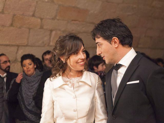 La boda de Oscar y Cristina en Santa Gadea Del Cid, Burgos 67