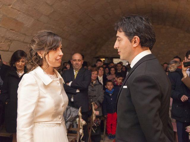 La boda de Oscar y Cristina en Santa Gadea Del Cid, Burgos 68