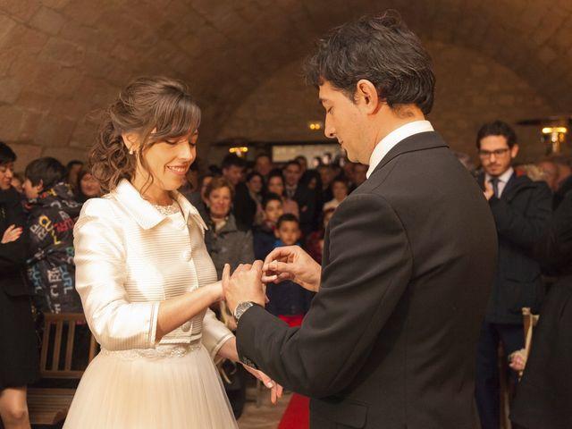 La boda de Oscar y Cristina en Santa Gadea Del Cid, Burgos 70
