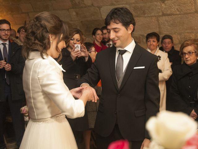 La boda de Oscar y Cristina en Santa Gadea Del Cid, Burgos 71