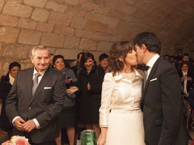 La boda de Oscar y Cristina en Santa Gadea Del Cid, Burgos 72