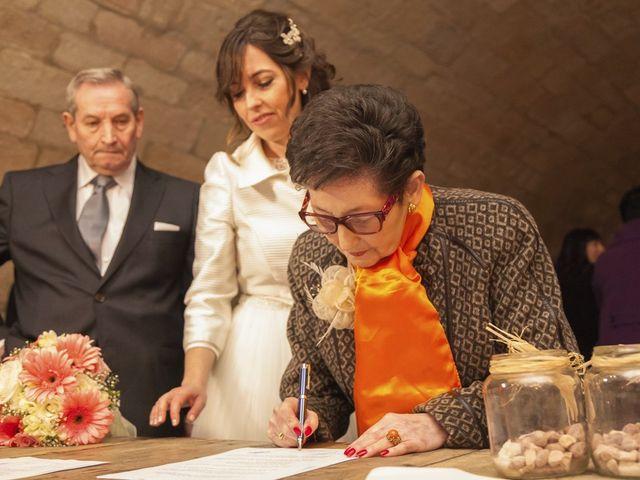 La boda de Oscar y Cristina en Santa Gadea Del Cid, Burgos 76