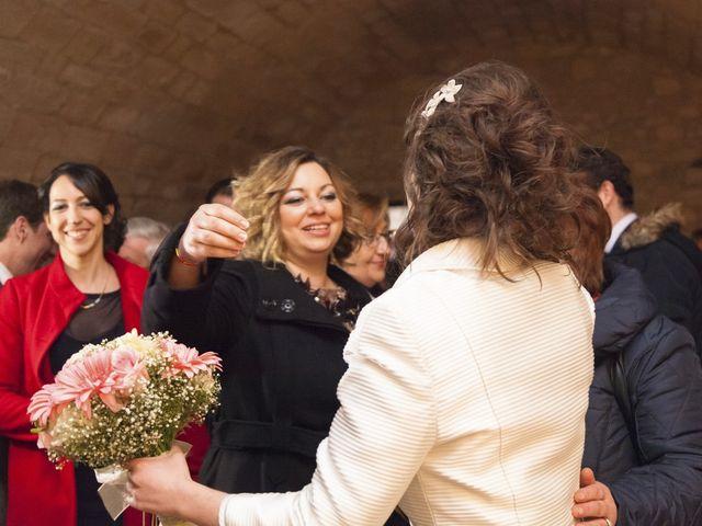 La boda de Oscar y Cristina en Santa Gadea Del Cid, Burgos 79