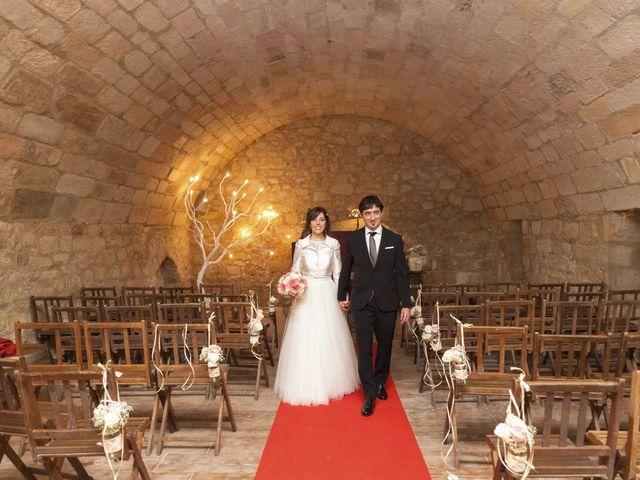La boda de Oscar y Cristina en Santa Gadea Del Cid, Burgos 80