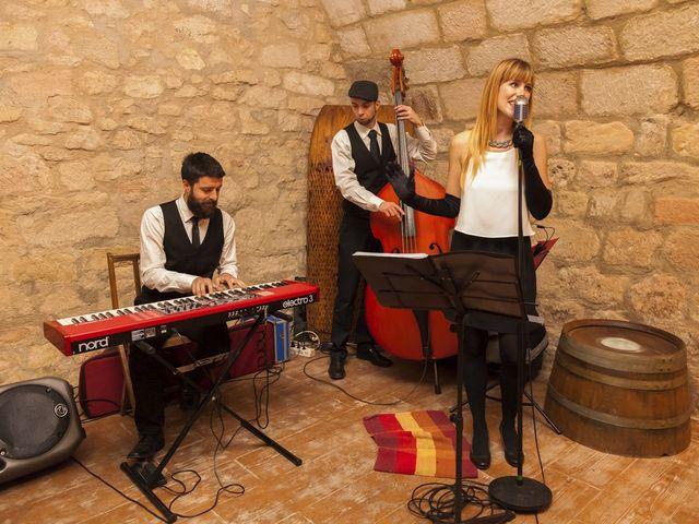 La boda de Oscar y Cristina en Santa Gadea Del Cid, Burgos 82