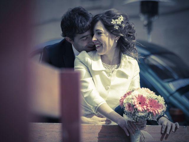 La boda de Oscar y Cristina en Santa Gadea Del Cid, Burgos 84