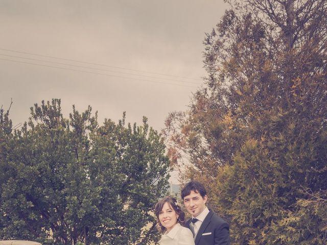 La boda de Oscar y Cristina en Santa Gadea Del Cid, Burgos 89