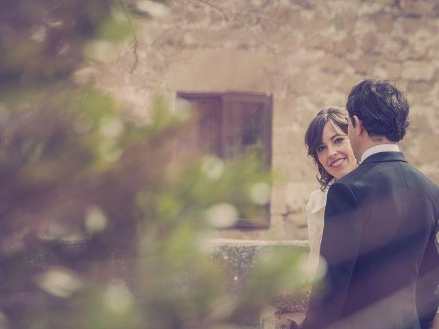 La boda de Oscar y Cristina en Santa Gadea Del Cid, Burgos 90