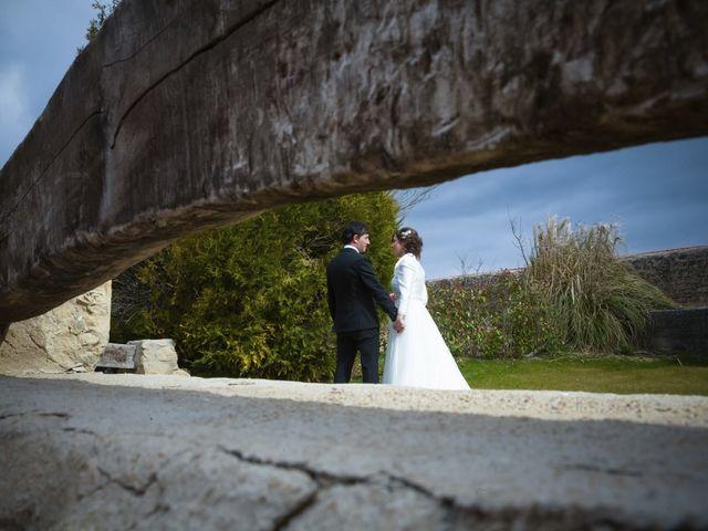 La boda de Oscar y Cristina en Santa Gadea Del Cid, Burgos 92