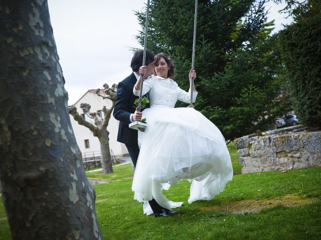 La boda de Oscar y Cristina en Santa Gadea Del Cid, Burgos 94