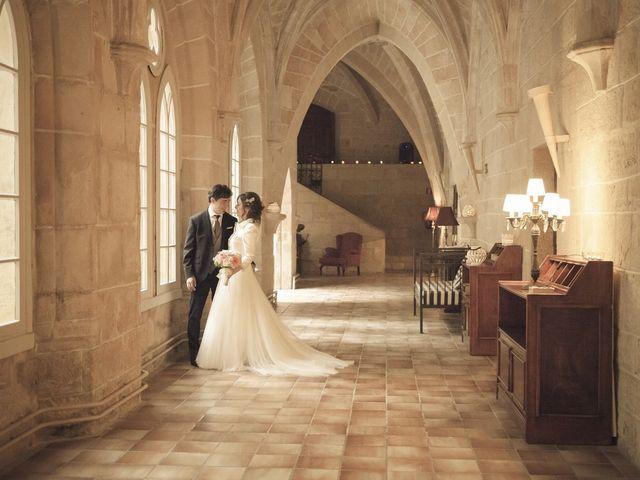 La boda de Oscar y Cristina en Santa Gadea Del Cid, Burgos 100