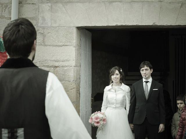 La boda de Oscar y Cristina en Santa Gadea Del Cid, Burgos 101