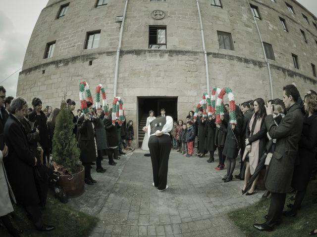 La boda de Oscar y Cristina en Santa Gadea Del Cid, Burgos 102