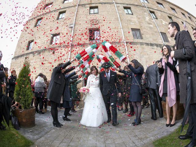 La boda de Oscar y Cristina en Santa Gadea Del Cid, Burgos 104