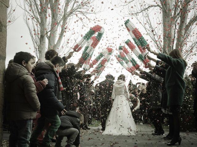 La boda de Oscar y Cristina en Santa Gadea Del Cid, Burgos 105