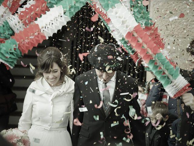 La boda de Oscar y Cristina en Santa Gadea Del Cid, Burgos 106