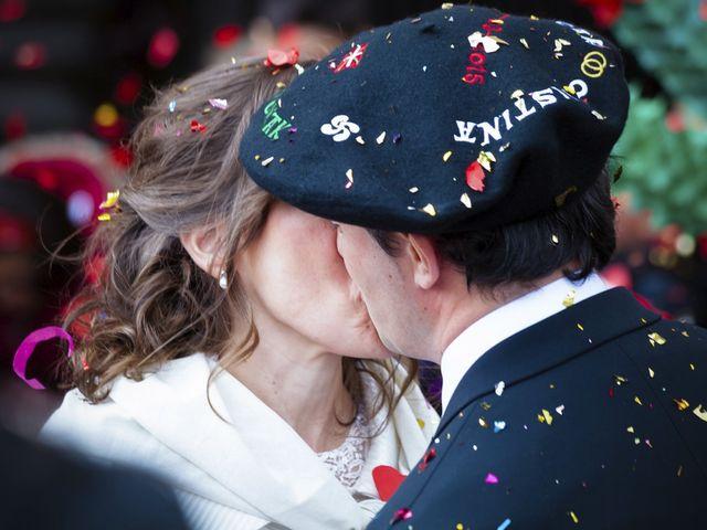 La boda de Oscar y Cristina en Santa Gadea Del Cid, Burgos 107