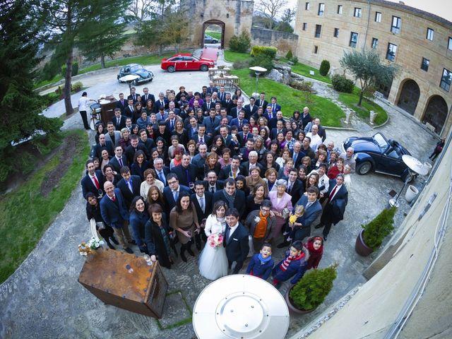 La boda de Oscar y Cristina en Santa Gadea Del Cid, Burgos 108