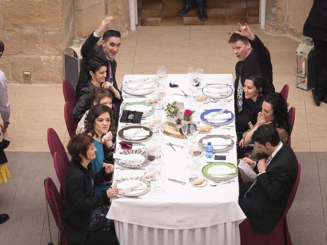 La boda de Oscar y Cristina en Santa Gadea Del Cid, Burgos 111