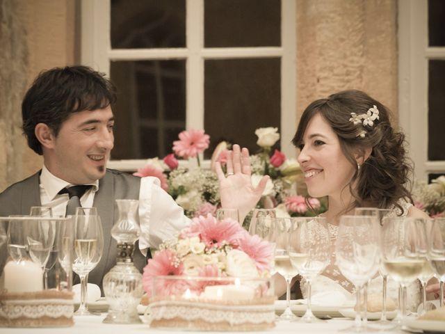 La boda de Oscar y Cristina en Santa Gadea Del Cid, Burgos 115