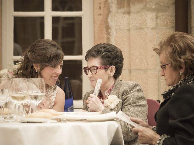 La boda de Oscar y Cristina en Santa Gadea Del Cid, Burgos 116