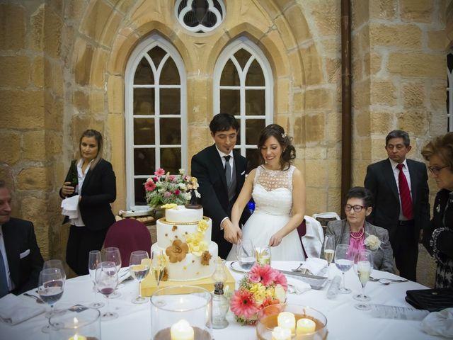 La boda de Oscar y Cristina en Santa Gadea Del Cid, Burgos 117
