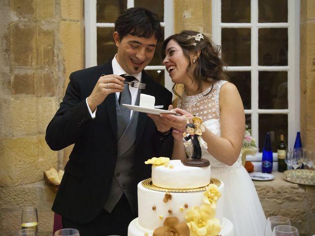 La boda de Oscar y Cristina en Santa Gadea Del Cid, Burgos 119