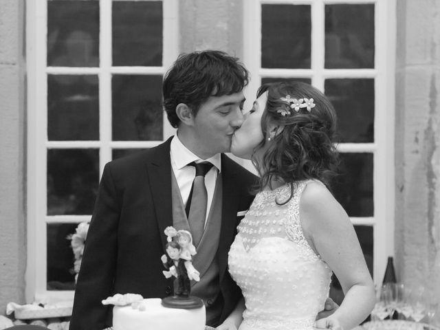 La boda de Oscar y Cristina en Santa Gadea Del Cid, Burgos 121