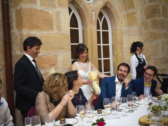 La boda de Oscar y Cristina en Santa Gadea Del Cid, Burgos 122