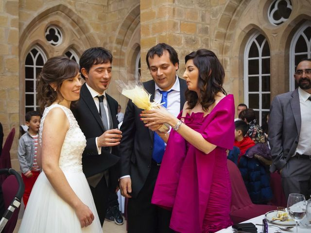 La boda de Oscar y Cristina en Santa Gadea Del Cid, Burgos 123