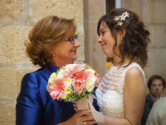 La boda de Oscar y Cristina en Santa Gadea Del Cid, Burgos 124