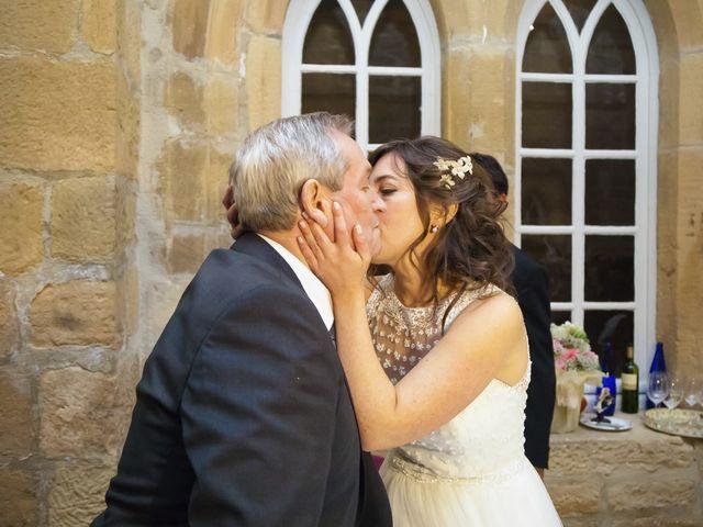La boda de Oscar y Cristina en Santa Gadea Del Cid, Burgos 127