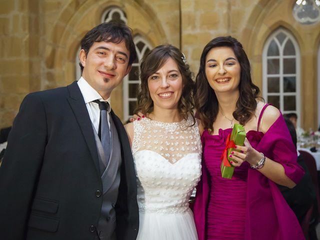 La boda de Oscar y Cristina en Santa Gadea Del Cid, Burgos 130
