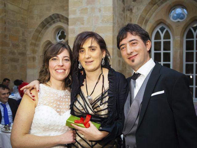 La boda de Oscar y Cristina en Santa Gadea Del Cid, Burgos 131