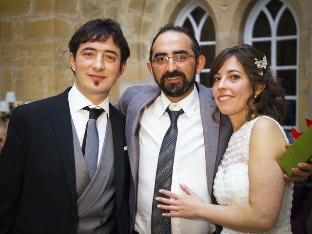 La boda de Oscar y Cristina en Santa Gadea Del Cid, Burgos 132