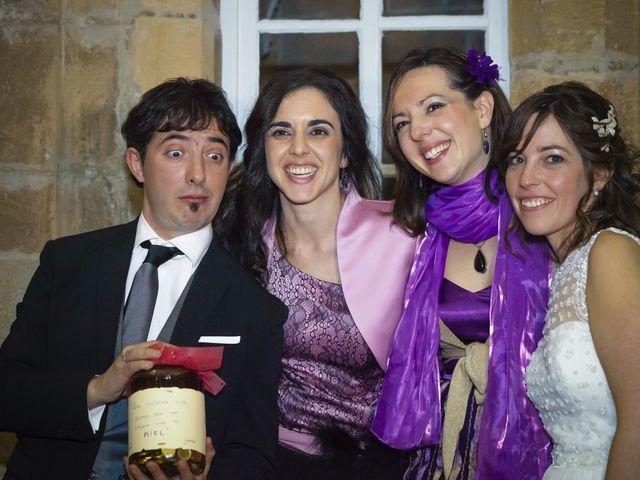 La boda de Oscar y Cristina en Santa Gadea Del Cid, Burgos 134