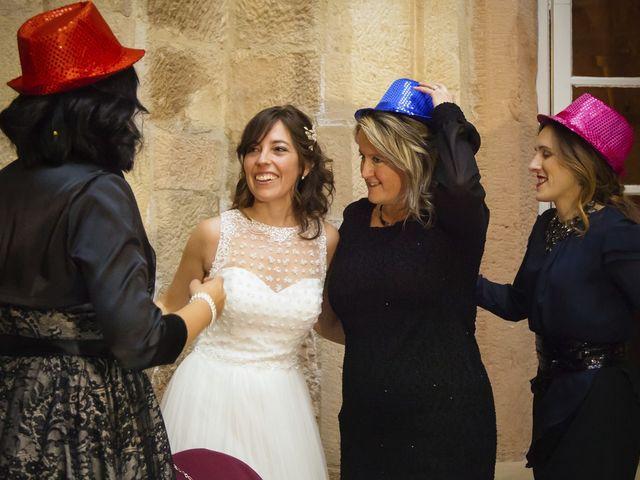 La boda de Oscar y Cristina en Santa Gadea Del Cid, Burgos 136