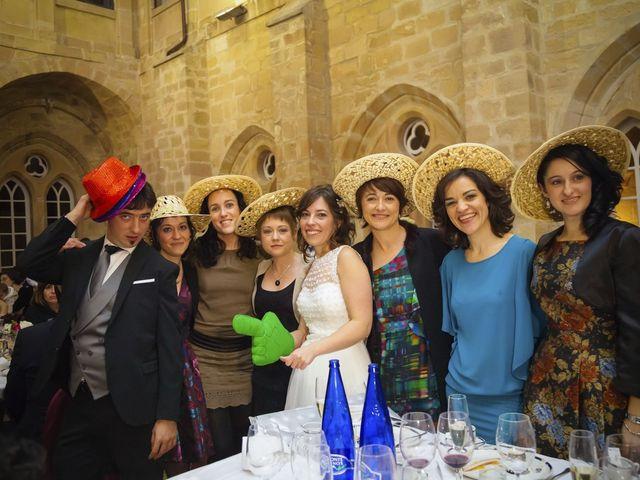 La boda de Oscar y Cristina en Santa Gadea Del Cid, Burgos 137