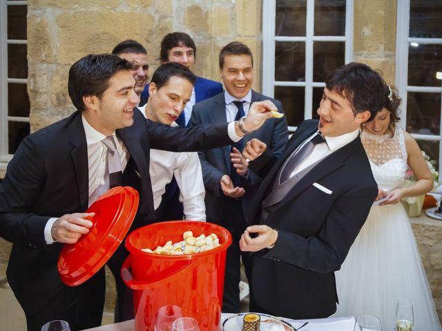 La boda de Oscar y Cristina en Santa Gadea Del Cid, Burgos 142
