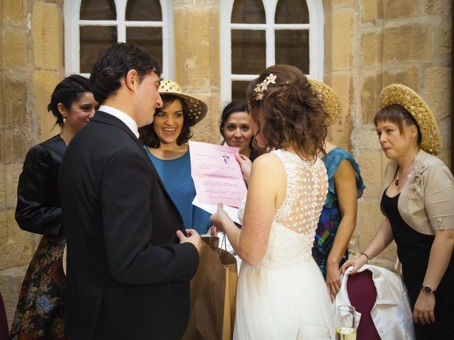 La boda de Oscar y Cristina en Santa Gadea Del Cid, Burgos 144