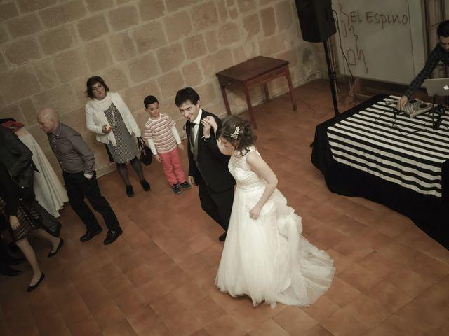 La boda de Oscar y Cristina en Santa Gadea Del Cid, Burgos 147