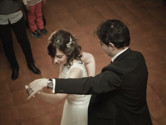 La boda de Oscar y Cristina en Santa Gadea Del Cid, Burgos 148