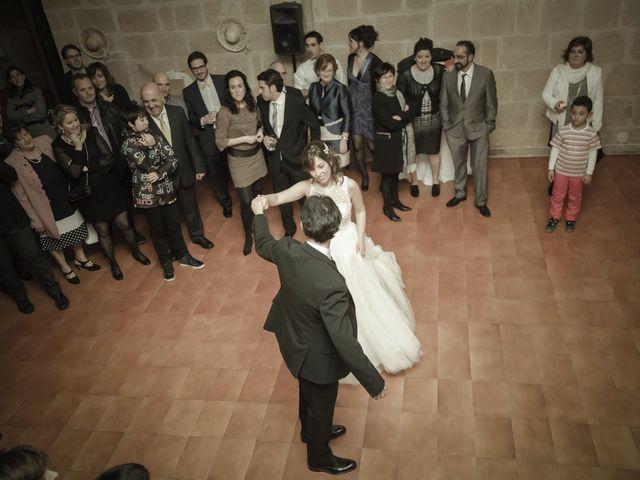 La boda de Oscar y Cristina en Santa Gadea Del Cid, Burgos 149