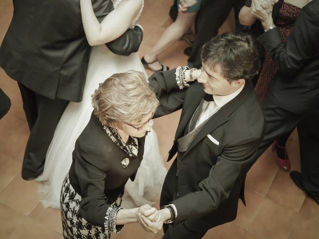 La boda de Oscar y Cristina en Santa Gadea Del Cid, Burgos 152