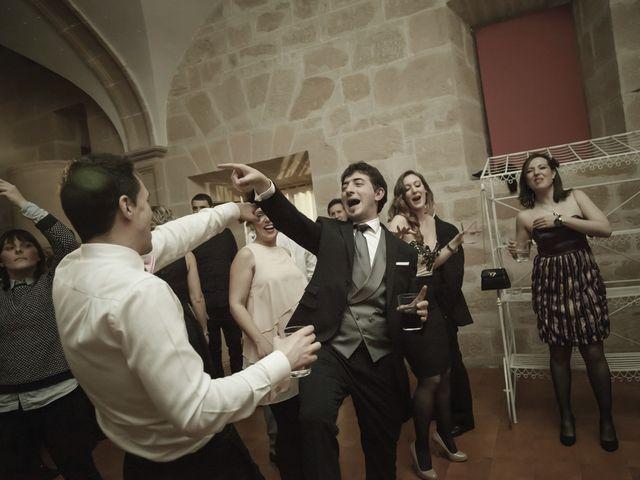 La boda de Oscar y Cristina en Santa Gadea Del Cid, Burgos 154