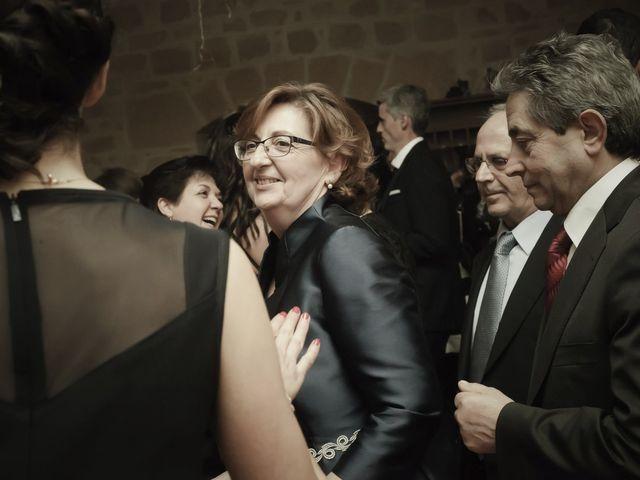 La boda de Oscar y Cristina en Santa Gadea Del Cid, Burgos 162